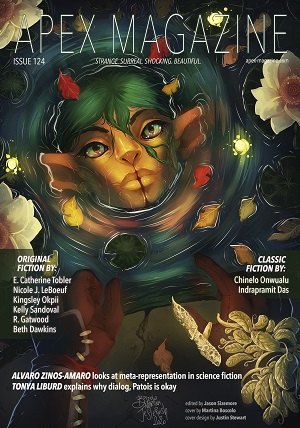 Apex Issue 124 Cover