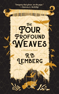 Four Profound Weaves Cover