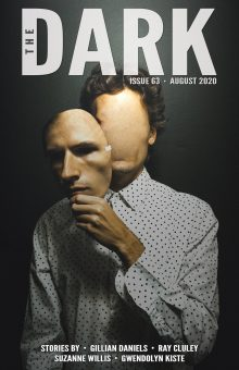 The Dark August 2020 Cover