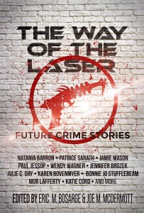 Way of the Laser Anthology Cover