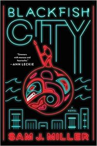 Blackfish City Cover