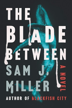 The Blade Betwen Cover