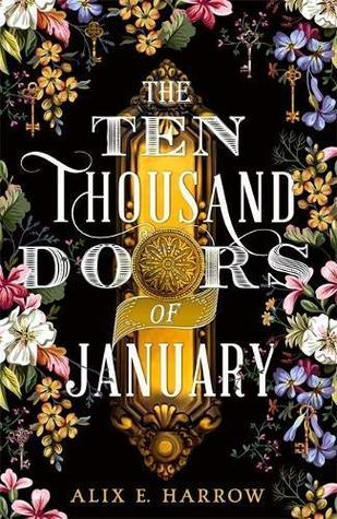 The Ten Thousand Doors of January Cover