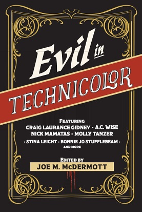 Evil in Technicolor Cover
