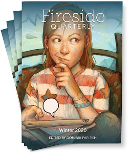 Fireside Quarterly Cover