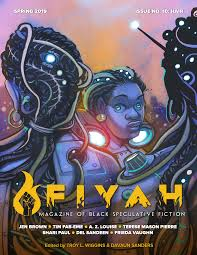 Fiyah Issue 10 Cover