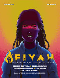 Fiyah 13 Cover