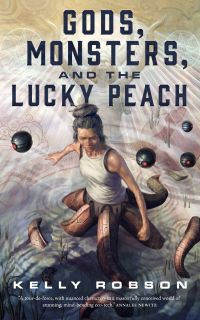 Gods Monster & the Lucky Peach