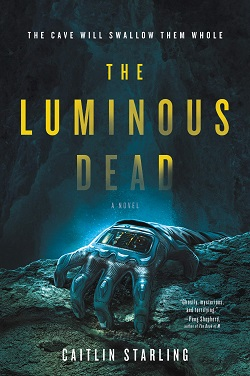 The Luminous Dead Cover